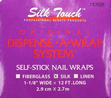 Silk Touch Dispense a Wrap System