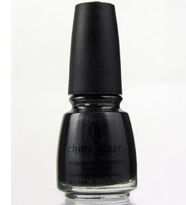 China Glaze - Black Diamond