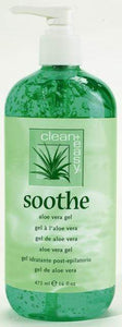 Clean+Easy - Soothing Aloe Vera Gel - 16oz