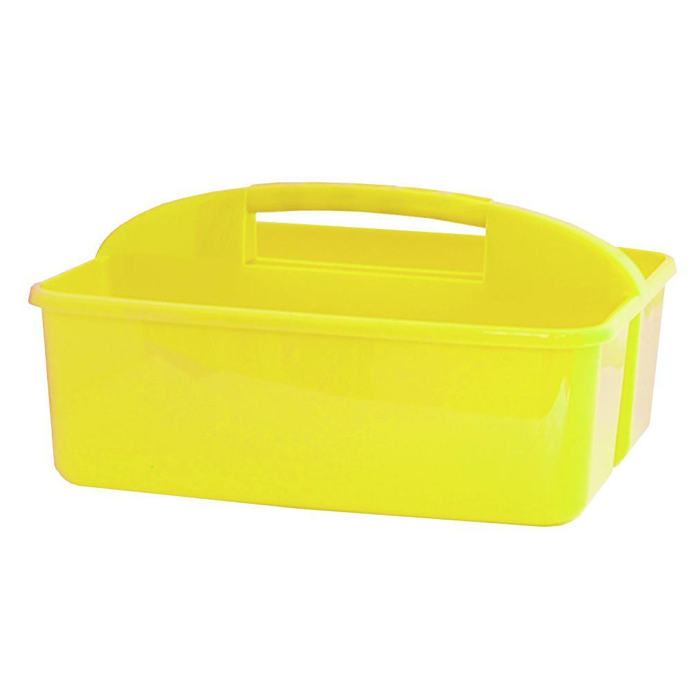 Ikonna, Storage Caddy - Yellow, Mk Beauty Club, Carrying Case