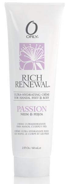 Orly Rich Renewal Cremes - Passion 2 oz.