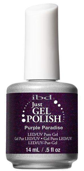 IBD - Just Gel Polish - Purple Pardise