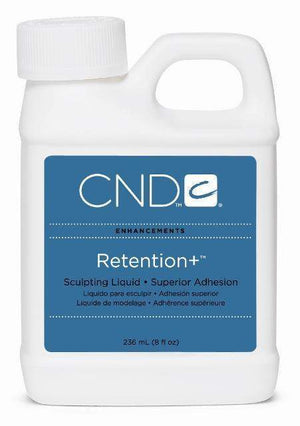 CND - Retention + Acrylic Liquid - 8oz