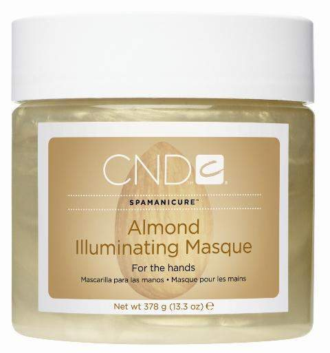 CND-Body-CND SpaManicure - Almond Illuminating Masque 13.3oz