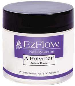 EZ Flow A Polymer Natural Powder - 8 oz.