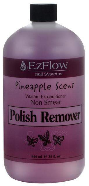 EZ Flow Polish Remover - Pineapple 32 oz.