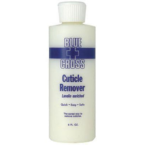 Blue Cross - Cuticle Remover - Lanolin enriched - 6oz