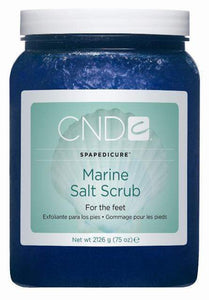 CND SpaPedicure - Marine Salt Scrub 75oz