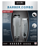 Andis Barber Combo Envy Clipper & T-Outliner Trimmer