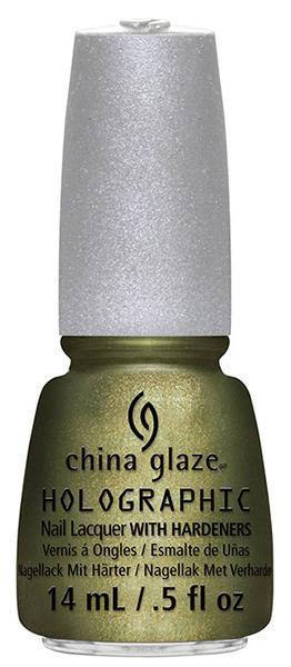 China Glaze - OMG a UFO - Hologram Series