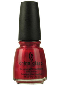 China Glaze - Red Pearl