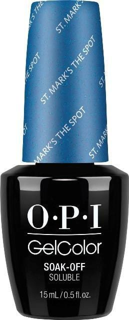 OPI GelColor - St. Mark's the Spot