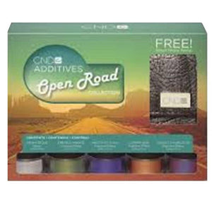 CND Additives Kit Open Road Collection