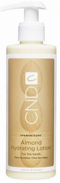 CND-Body Lotion-CND SpaManicure - Almond Hydrating Lotion 8oz