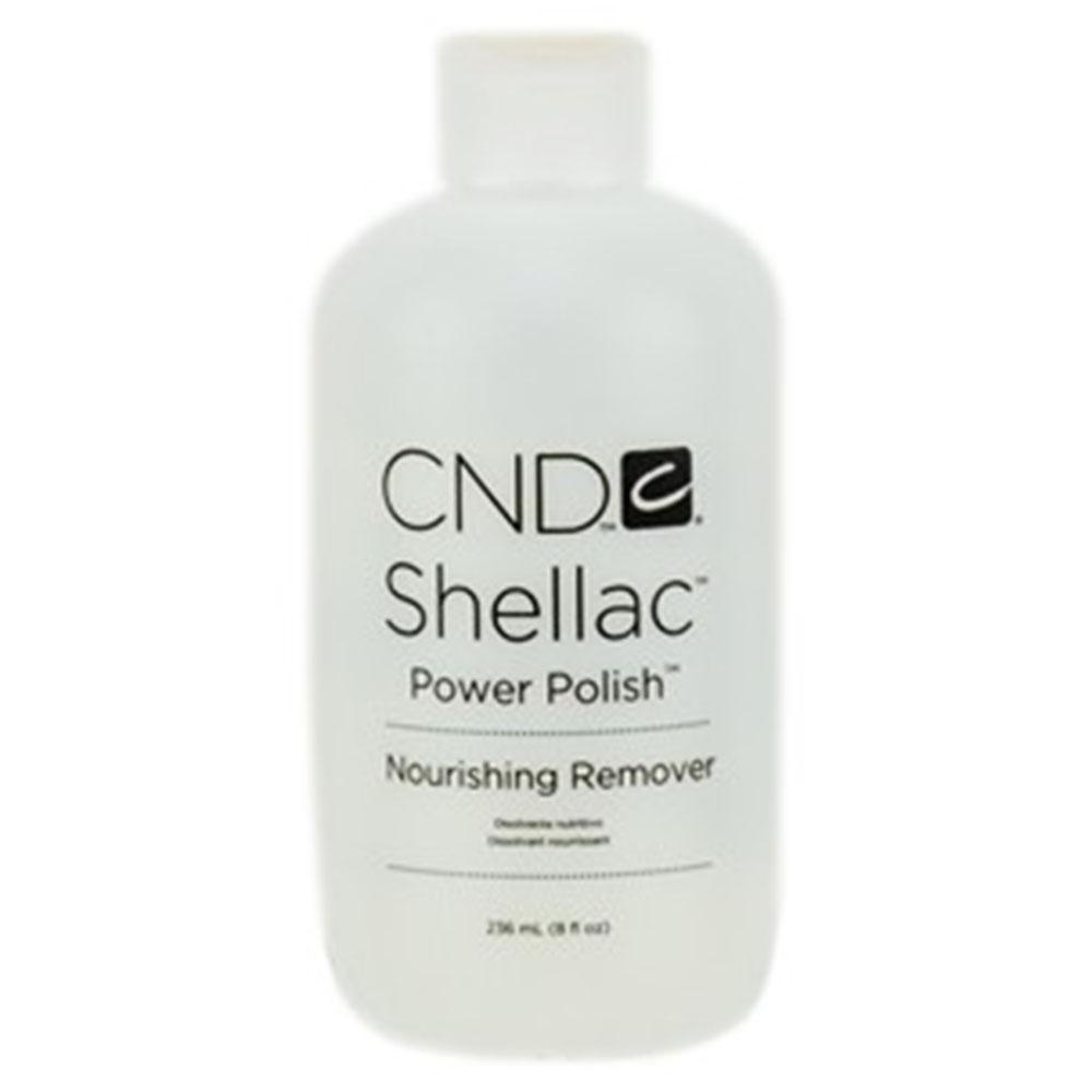 CND Shellac - Nourishing Remover - 8oz