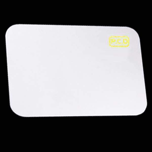 Semi Permanent Tattoo Makeup - PCD Leather pad - White