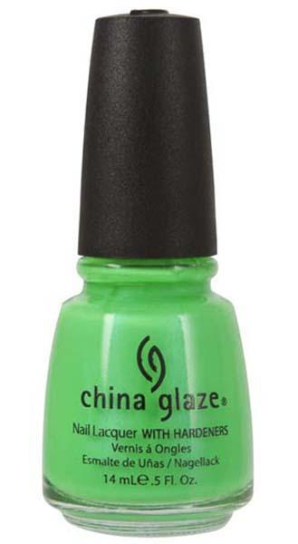 China Glaze -  In The Light Neon