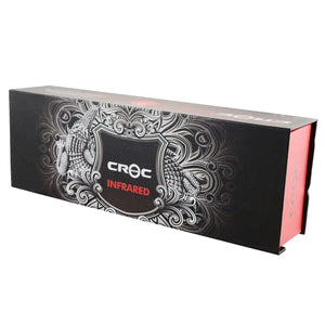 Croc, Croc Infrared TurboIon Flat Iron 1 Inch, Mk Beauty Club, Hair Flat Iron