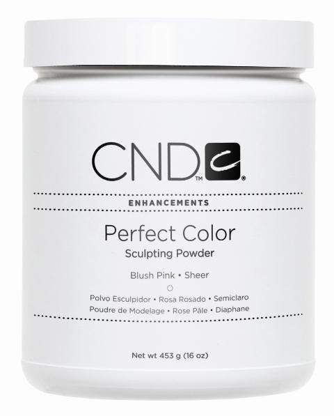 CND-Acrylic Powder-CND Sculpting Powders - Blush Pink Sheer Powder 16oz