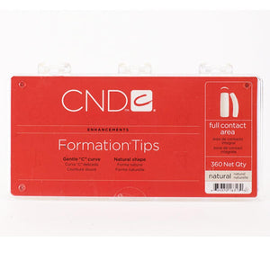 CND - Formation Tips - Natural 360ct