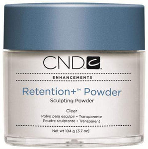 CND Retention + Sculpting Powders - Clear 3.7 oz.