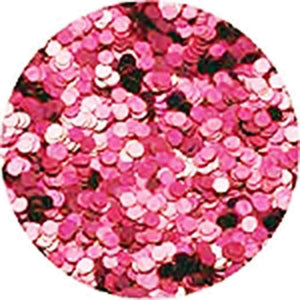 Erikonail Hologram Glitter - Light Pink/1mm - Jewelry Collection
