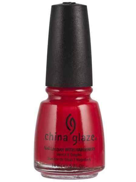China Glaze -  Italian Red
