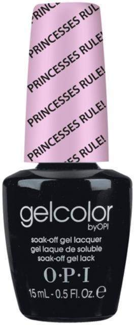 OPI, OPI Gel Polish GCR44 - Princesses Rule, Mk Beauty Club, Acrylic & Gel