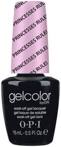 OPI GelColor - Princesses Rule!