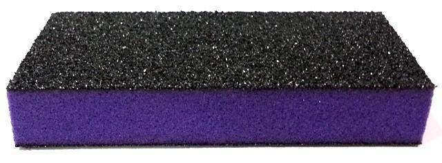 Sanding Block - Purple/ Black