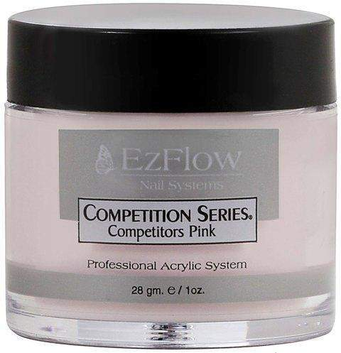 Ez Flow, EZ Flow Competitors Pink Powder - .75oz, Mk Beauty Club, Acrylic powder