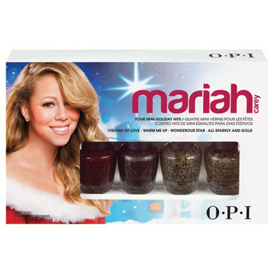 OPI - Mariah Carey Mini Set 4-Pack - Holiday 2013 Collection