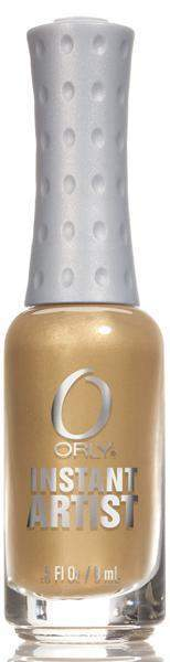 Orly, Orly Instant Artist - Solid Gold, Mk Beauty Club, Nail Art