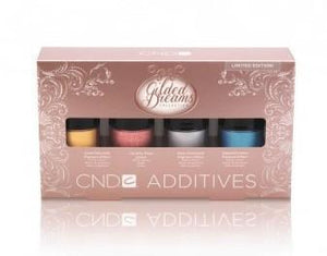 CND Additives Gilded Dreams Nail Art Powder