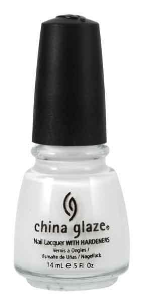 China Glaze -  Snow