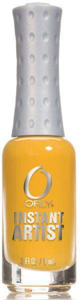 Orly, Orly Instant Artist - Yellow Submarine, Mk Beauty Club, Nail Art