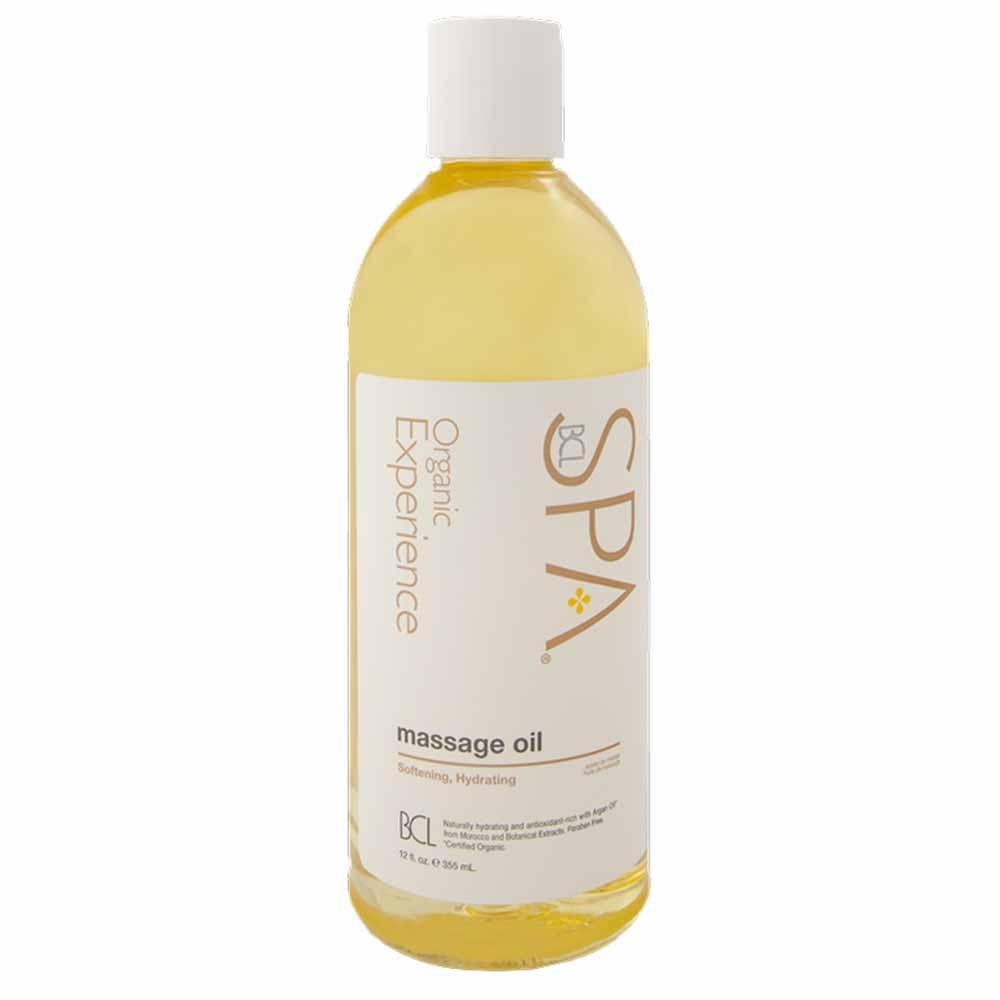 BCL SPA - Milk + Honey with White Chocolate Massage Oil - 12oz