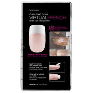 Dashing Diva Virtual Nail - French