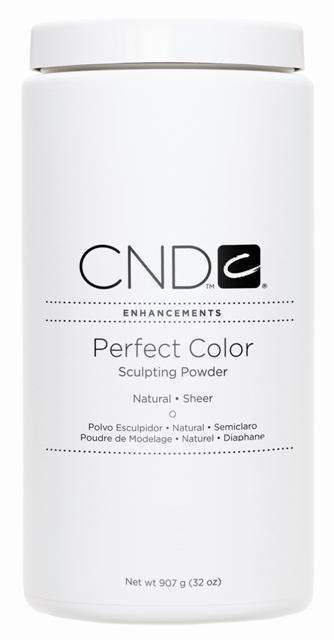 CND Sculpting Powders - Natural Sheer Powder 32oz