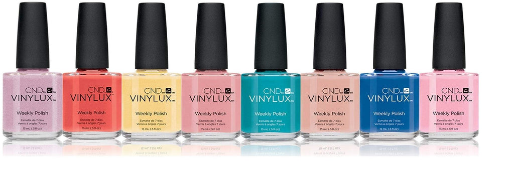 CND, CND Vinylux Set Flirtation Collection 2016, Mk Beauty Club, Long Lasting Nail Polish