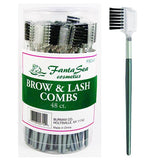 Fanta Sea -  Brow & Lash Combs - 48pc