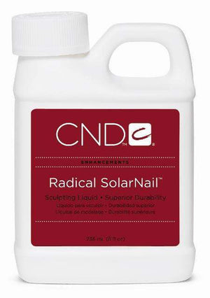 CND-Acrylic Liquid-CND - Radical Acrylic Liquid 8oz