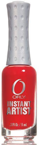 Orly Instant Artist - Fiery Red