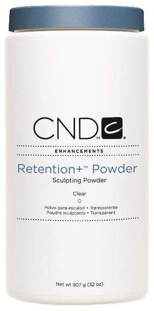 CND, CND Retention + Sculpting Powders - Clear 32 oz., Mk Beauty Club, Acrylic Powder