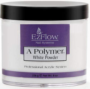 EZ Flow A Polymer White Powder - 8 oz.