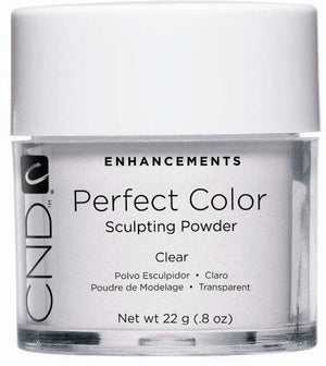 CND Sculpting Powders - Clear Powder .8oz