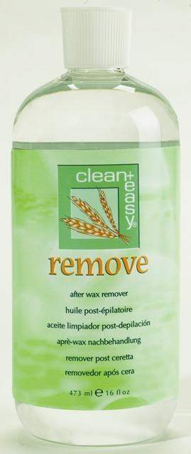 Clean & Easy, Clean & Easy Remove 16oz, Mk Beauty Club, Wax Treatment - After Wax