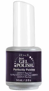 IBD - Just Gel Polish - Perfectly Paisley - Mad About Mod Collection