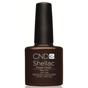 CND Shellac - Faux Fur