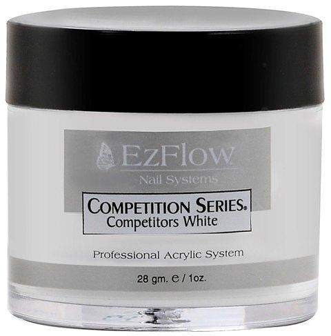 Ez Flow, EZ Flow Competitors White Powder - .75oz, Mk Beauty Club, Acrylic powder